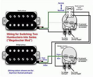 Wiring Diagram  2h Oop   Serial   Is This Really Serial Humbuckers