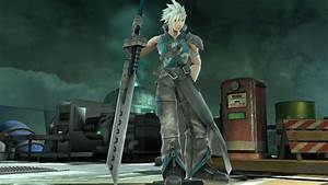 Cloud 9 Cloud Super Smash Bros For Wii U Skin Mods