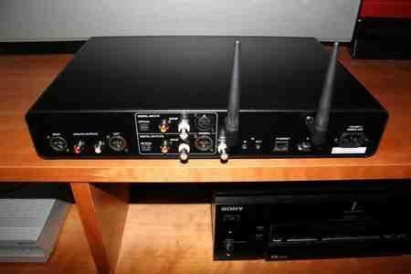engadget plays rich audiophile  slim devices