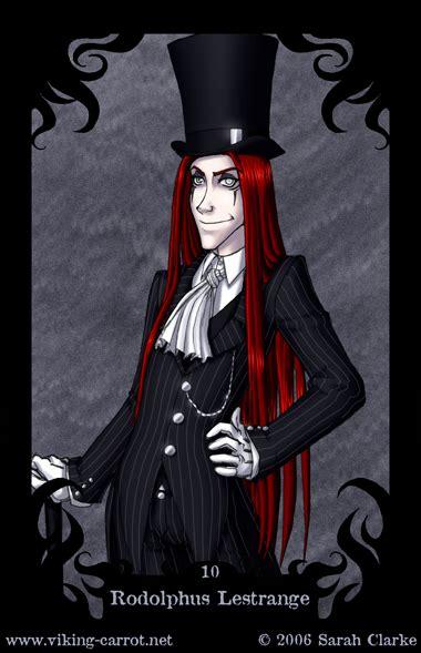 rodolphus lestrange fanart zerochan anime image board