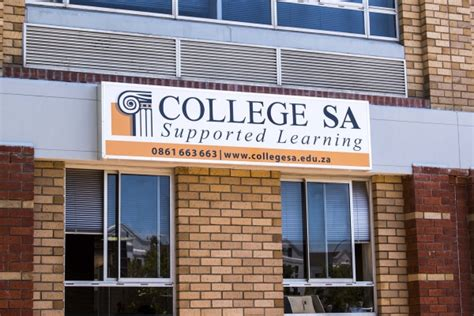 college sa education  training  bellville cape town