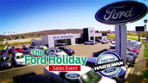 Haldeman Ford Allentown by Ford S Sales Event At Haldeman Ford Allentown