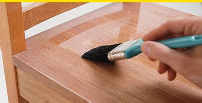 Kitchen Cabinet Paint Clear Coat Finish by Guide To Clear Wood Finishes Wood Finishing 101