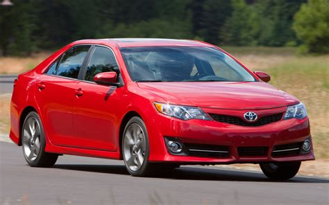 toyota mtr 2012 toyota camry first drive motor trend