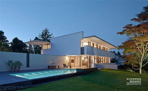 modern houses in germany sol house in stuttgart e architect