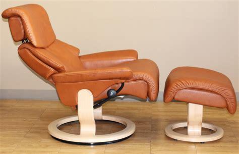 corner computer desk stressless royalin tigereye leather recliner chair