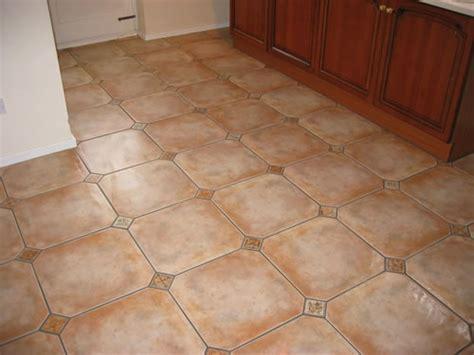 Terracotta Ceramic Floor Tiles   Cairo Cuero Rombo