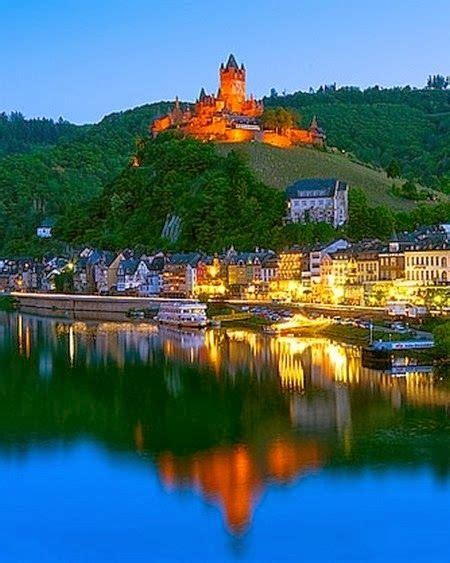Cochem Along The Mosel Everyone S Creative Travel Spot