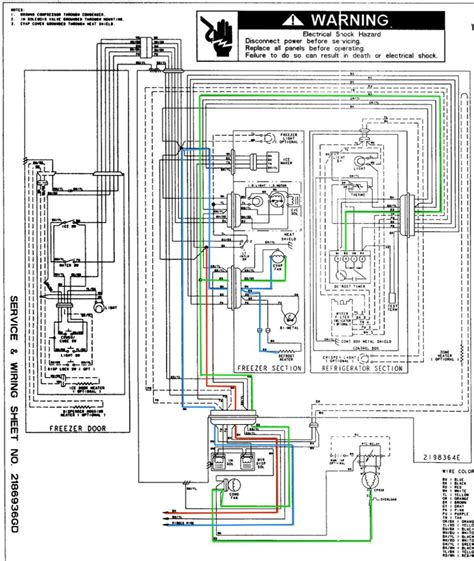 Whirlpool Edrfxfw Refrigerator Wiring Diagram The