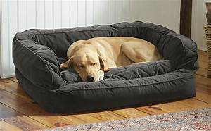 orvis lounger deep dish dog bed cover medium ebay With covered dog bed medium