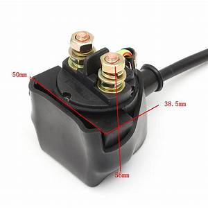 50 110 125cc Wiring Harness Loom Solenoid Coil Rectifier