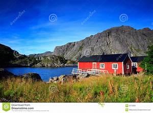 Häuser In Norwegen : norwegische rote h user lizenzfreies stockbild bild 2575866 ~ Buech-reservation.com Haus und Dekorationen