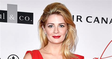 2014 Oscars Red Carpet by Mischa Barton Is Doing Dancing With The Stars Season 22