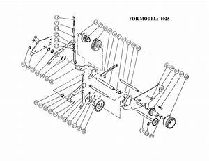 Singer Model 1019 Mechanical Sewing Machines Genuine Parts