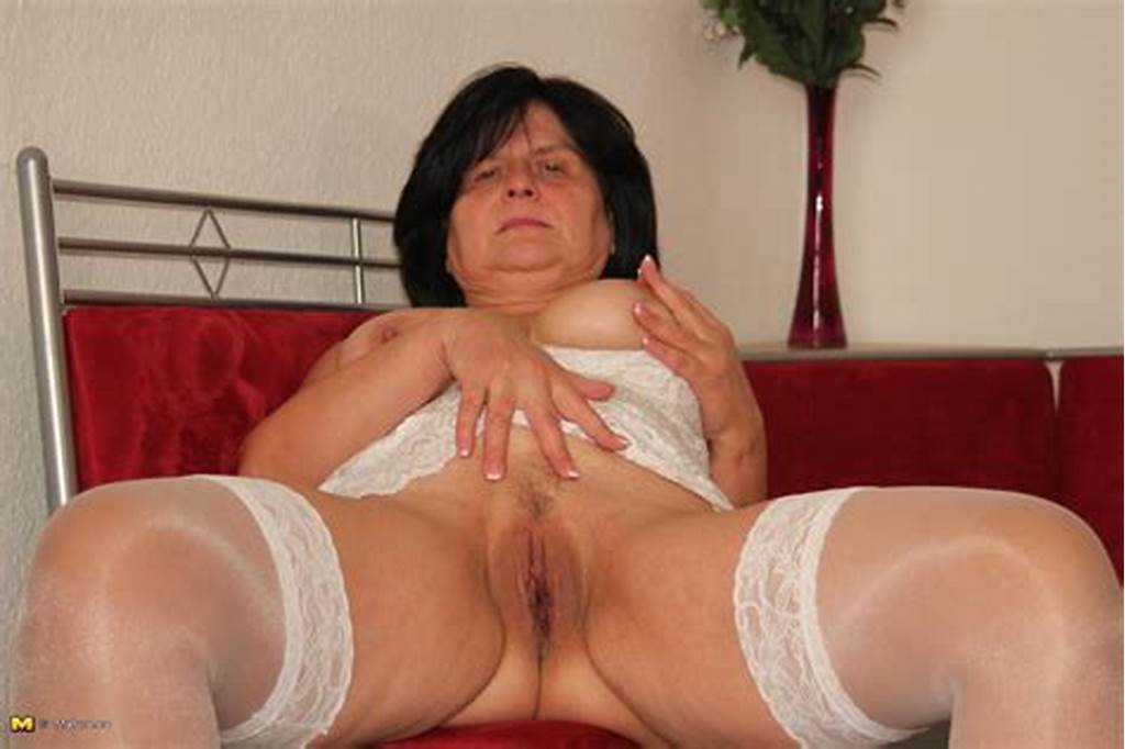 #This #Horny #Mature #Slut #Is #Ready #For #Action