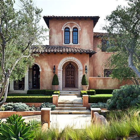 Mediterraneanstyle Home Ideas  Better Homes & Gardens