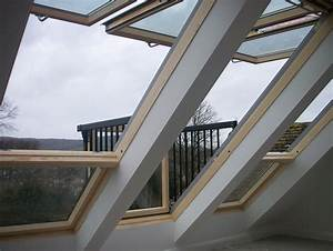 Velux Balcony Roof Window : gaze out at your empire from this stunning velux window the velux cabrio balcony windows ~ Markanthonyermac.com Haus und Dekorationen