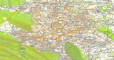 Large Monterrey Maps for Free Download and Print | High ...