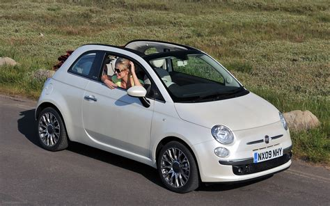 New Fiat 500 C Widescreen Exotic Car Wallpapers 02 Of 48