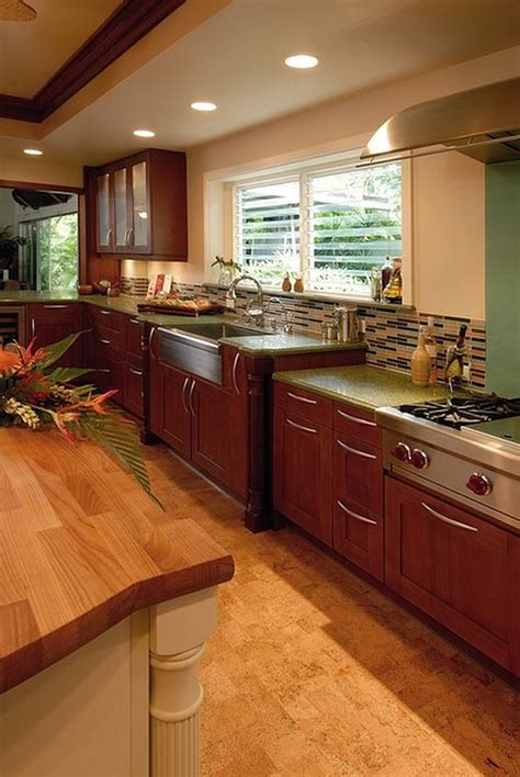 beautiful tropical kitchen design ideas interior god