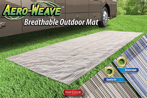 prest o fit patio rug rv patio mat prest o fit aero weave breathable outdoor mat