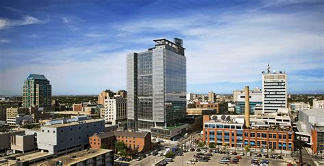 Energy Company Headquarters Becomes First Leed Platinum