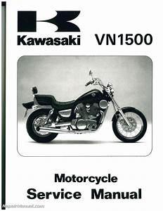 2002 Kawasaki Vulcan 1500 Service Manual
