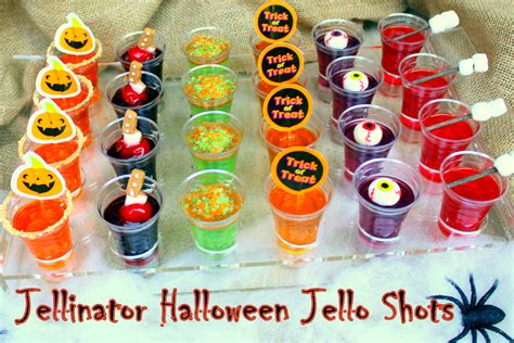 best jello best halloween jello shots recipes jellinator