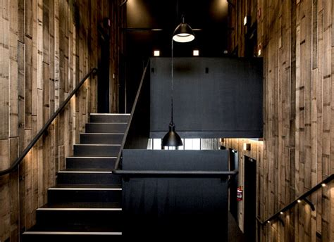 Unique and Trendy Guest House Pumphouse Point - InteriorZine