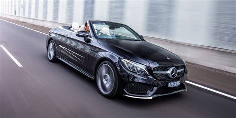 Mercedes C Class Convertible 2017 by 2017 Mercedes C Class Cabriolet Review Caradvice