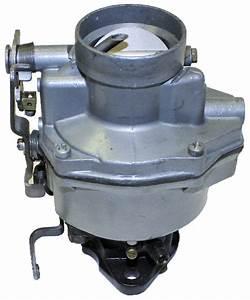 Chevy Parts  U00bb Carburetor Rochester  235ci   150 Core