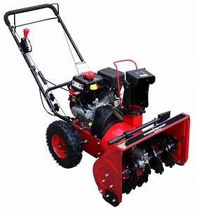 22 U0026quot  Compact Gas Snow Blower   Snow Blower From Sears Is Easy On Pocket