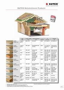 Gutex Multiplex Top : catalog brosura renovarea energetica a cladirilor cu placi din fibre lemnoase gutex multiplex ~ Frokenaadalensverden.com Haus und Dekorationen