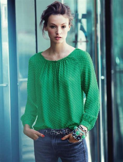 jcrew blouses j crew emerald green blouse j crew