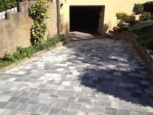 Allee De Garage A Moindre Cout : allee de garage 59 60 pavage dallage ~ Dailycaller-alerts.com Idées de Décoration