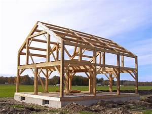 Timber Frame Cabin Photo Gallery New Heritage Woodworking
