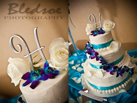 25+ Best Ideas About Turquoise Wedding Cakes On Pinterest