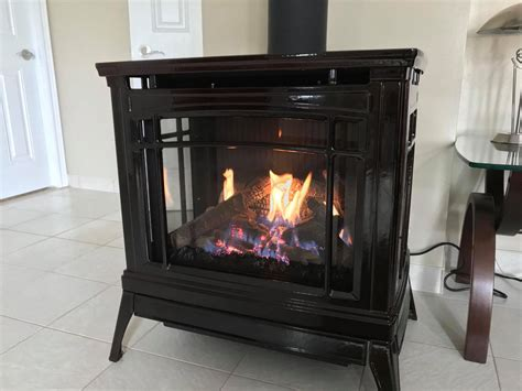 natural gas fireplace cleaning  maintenance safe home