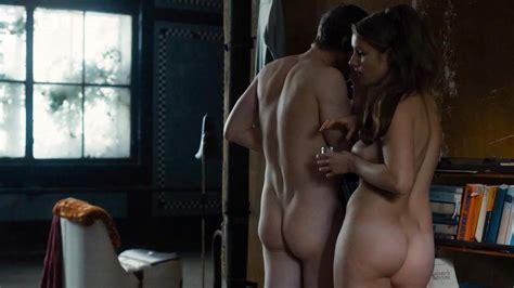Jenovefa Bokova And Dana Markova Nude Scene From Deckname