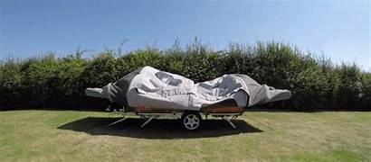 Opus Camper Trailer Tent Air Inflating Self