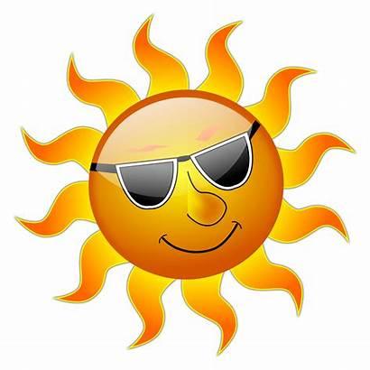 Sun Transparent Clipart Clip Purepng Emoji Weather