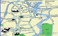 Belfast City Centre Map   Zip Code Map