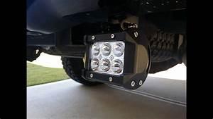How To Install Rear F150 Cree Led Reverse Light Bars F150leds Com