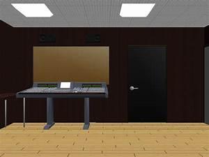 MMD Recording studio DL by HatsuneNeko on DeviantArt