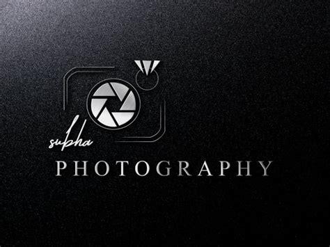 design unique photography watermark  signature logo