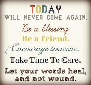 life inspiratio... Encourage Someone Quotes