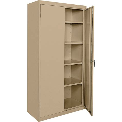 Sandusky Lee Commercial Grade All Welded Steel Cabinet