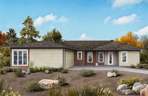 adorable  bedroom ranch home plan ge architectural designs house plans