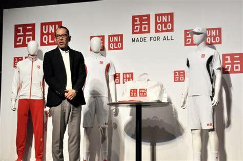 Uniqlo Tennis Clothing Coming!