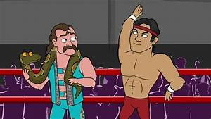 Watch WWE Story Time Season 3 Episode 1 Great Escapes